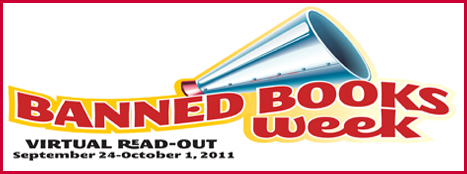 Banned Books Week Banner